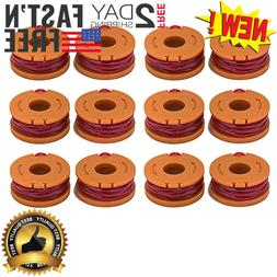 12PCS WORX WA0010 Replacement Spool Line 3M For Grass Trimme
