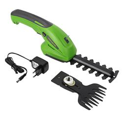 2 in 1 Rechargeable Garden Trimmer Grass Cutting Cordless We