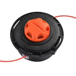 2 Line Grass Mower Trimmer Head with Automatic Winder for To