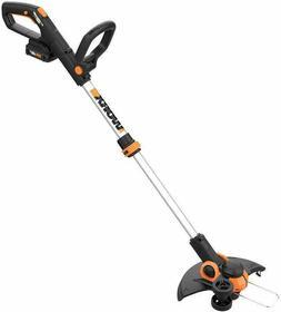 Electric Cordless String Trimmer Weed Eater Lawn Wacker Edge