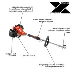 25.4 cc Gas 2-Stroke Cycle Pro Attachment Series Power Head