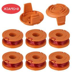 25Pcs Empty Bobbins Sewing Machine Spools with Box for Broth
