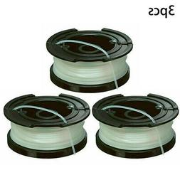 3 Pcs For Black & Decker A6481 Replacement Spool Line For Gr