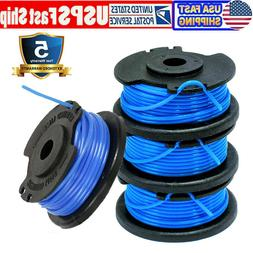 4 Pack for Greenworks Autofeed 16ft Line Grass Trimmer Repla