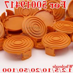50019417 Spool Cap Covers For Cordless Grass Trimmer WG106 W
