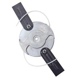 Aluminum Grass Trimmer Head Cutter Blade Line Head Made in T