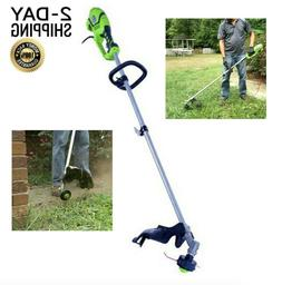 DRAPER 500W ELECTRIC GARDEN GRASS STRIMMER AUTO FEED TRIMMER