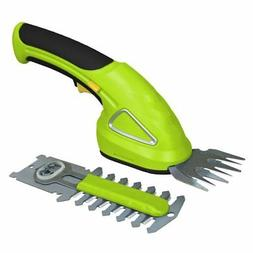 Cordless Grass Cutter Tool Clippers Battery Electric Trimmer