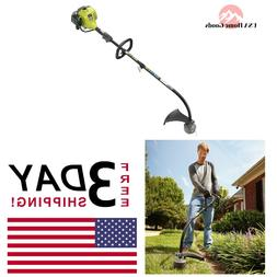 gas string trimmer 25cc 2 cycle attachment