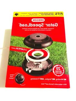 Grass Trimmer Head Gator Speedload And Line Replacement Syst