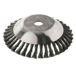 Heavy Duty Wire Wheel Brush Grass Trimmer Head Replacement P