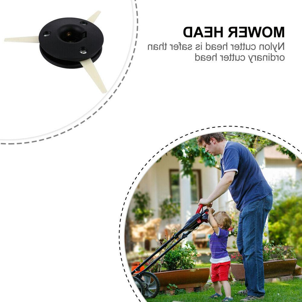 1 Pc Safe Practical Premium Grass Trimmer Head For Agriculture