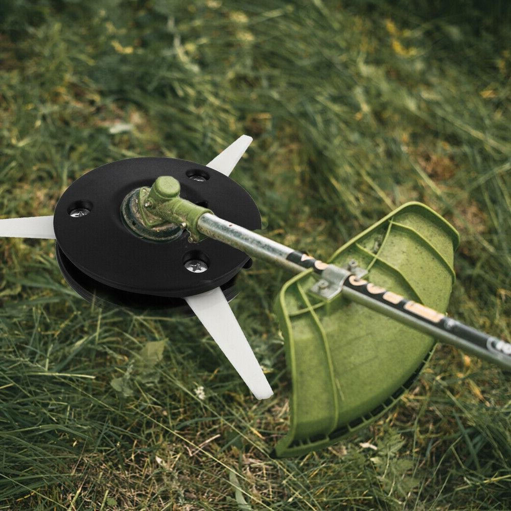 1 pc durable weed eater head grass