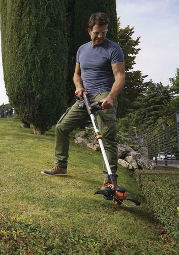 Worx 20V Cordless Electric Line & Weed Eater