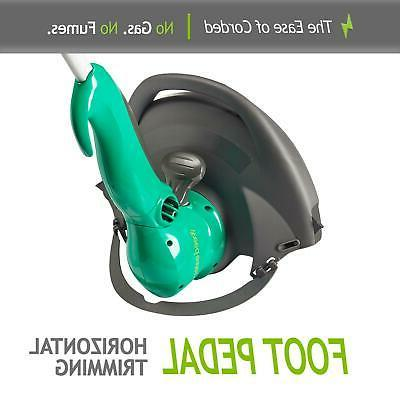 14 Inch Weed 2 Amp Corded String Trimmer Adjustable Handle