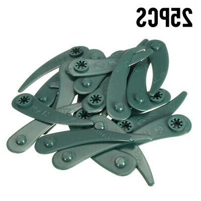 25 grass trimmer replacement blades for tools