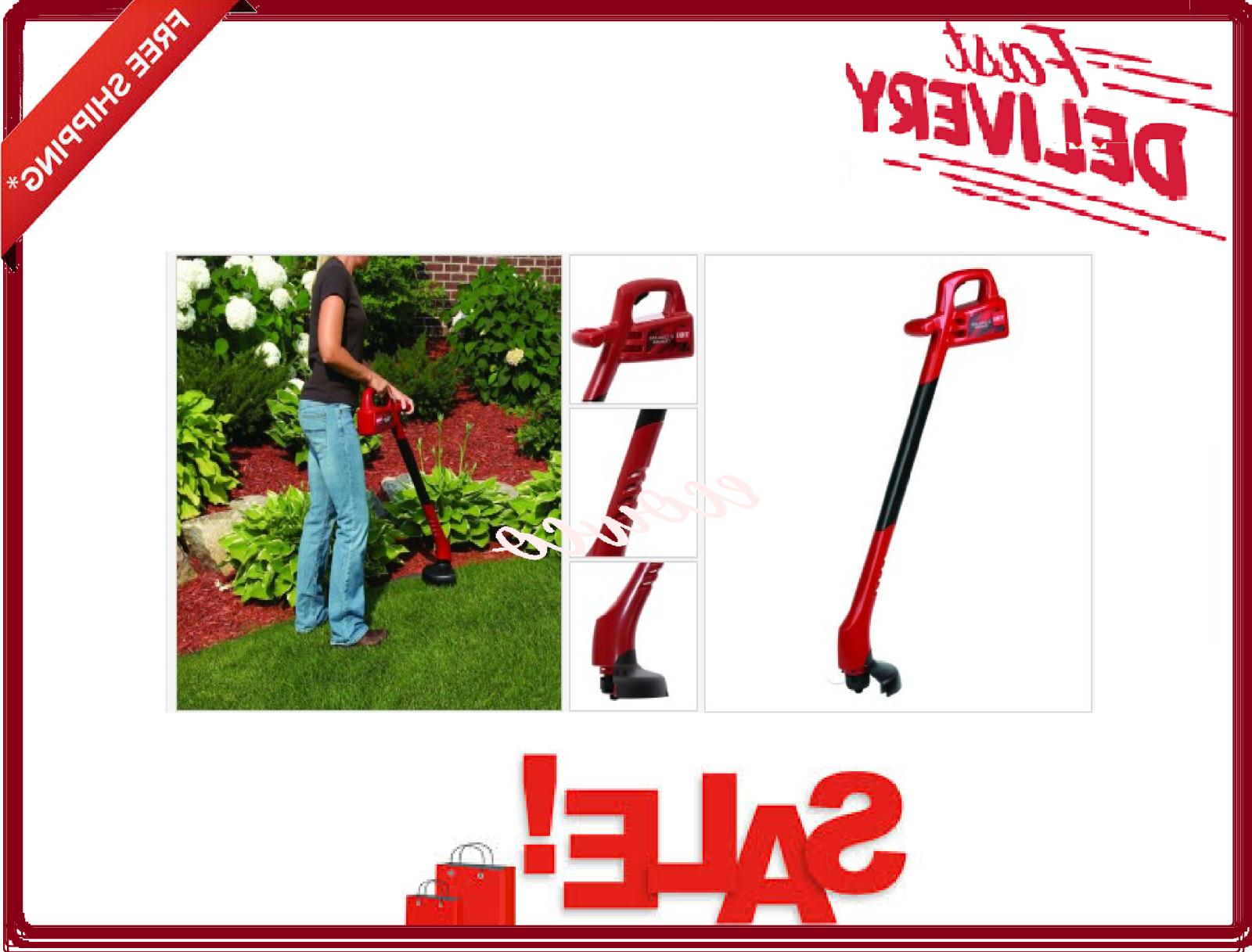 51467 cordless battery operated trimmer