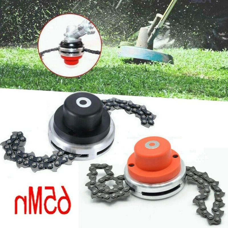 65mn trimmer head coil chain brush cutter