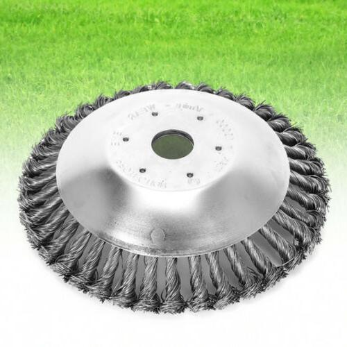 8 inch brush grass weed trimmer wired