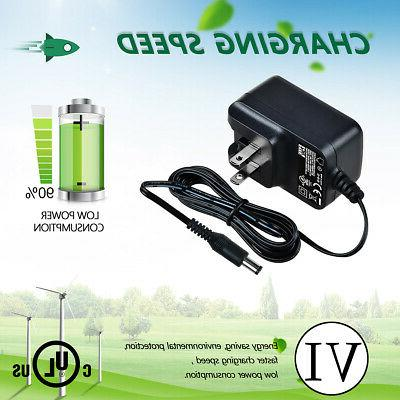 Fite ON AC Adapter for & 12Volt 90517269 B&D Grass Trimmer