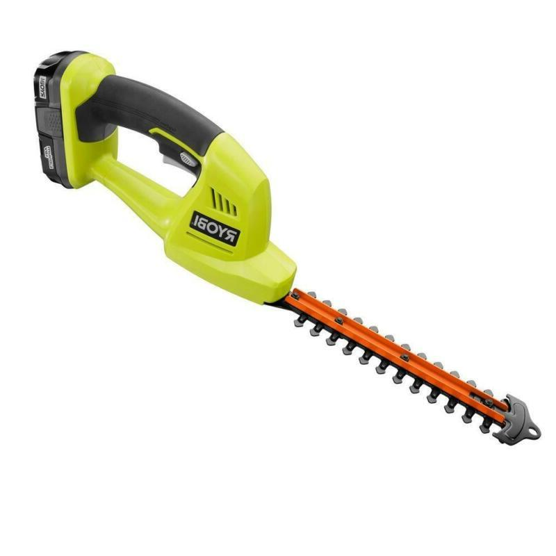 Cordless Shear Hedge w/ Charger