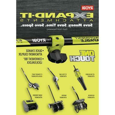 RYOBI Trimmer 25cc Attachment Capable Full Crank