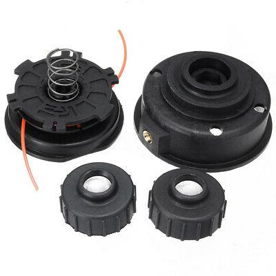 grass trimmers head line spool kits replace