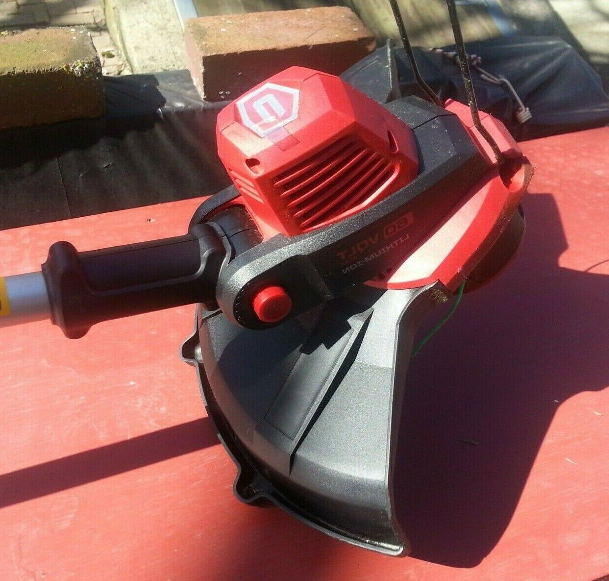 nice 60V Cordless Grass WITH & charger: model