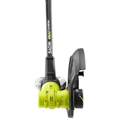 ONE+ 18-Volt Cordless Electric String Trimmer/Edger and