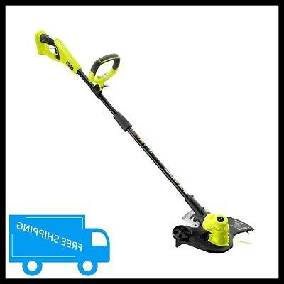 one 18 volt lithium ion cordless electric