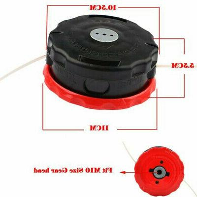 Replacement Trimmer Head ABS Universal Accessory Trimmers Gr