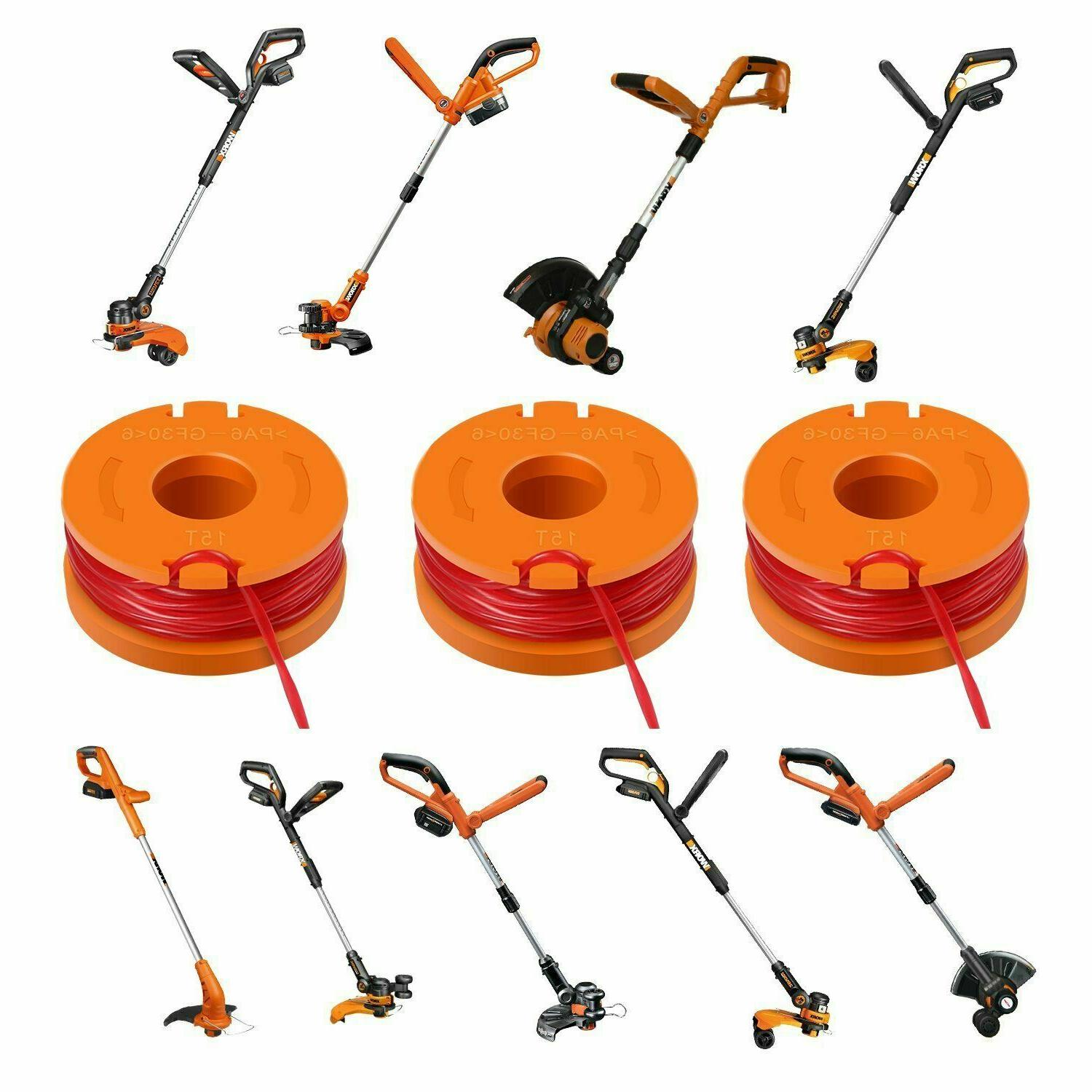 Spool for Worx Grass Trimmer WA6531 10ft