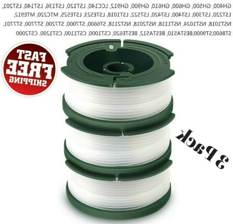 weed eater replacement line string