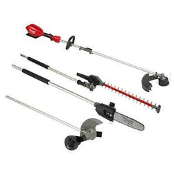 Milwaukee M18 String Trimmer Pole Saw Hedge Trimmer Edger At