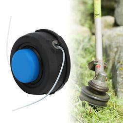 Plastic Grass Strimmer Trimmer Head Replacement Lawn Fits fo