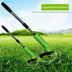 Portable Cutter Electric Trimmer Grass Cordless Lawn Garden