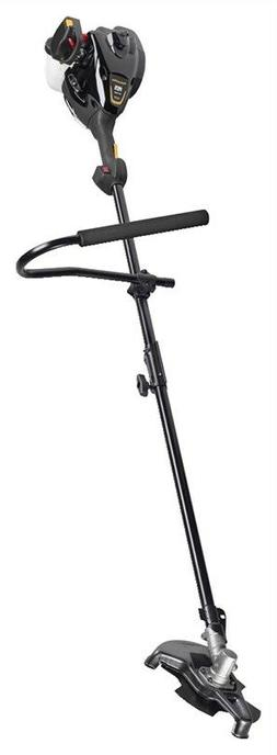 """NEW POULAN PRO PR25BC 17"""" STRAIGHT GAS GRASS WEED TRIMMER &"""