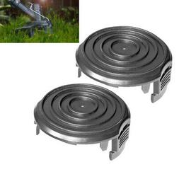 2pcs Replacement Grass Trimmer Spool Cap Cover For WA0037 WO