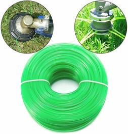ROLL 14M TRIMMER LINE WIRE 1.3MM 1.6MM 2MM 2.4MM FLEXIBLE NY