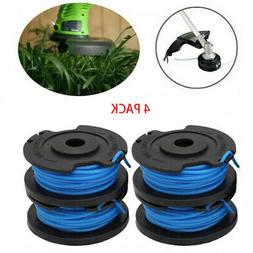 "Trimmer Spool Line 0.065"" String For Greenworks Grass Cutter"