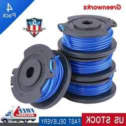 "Trimmer Spool Line 0.065""String For Greenworks Grass Cutter"