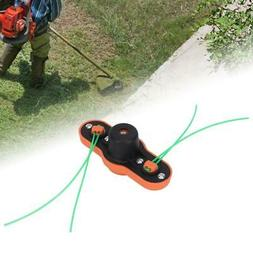 Universal Trimmer Head Easy Load Grass Eater for Pivotrim fo
