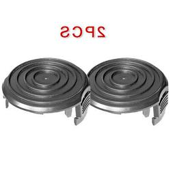 2X WA0037 For WORX Replacement Grass Trimmer Spool-Cap Cover