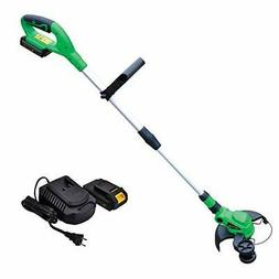 werktough 20V G001 Cordless Grass Trimmer with 2.0A Battery