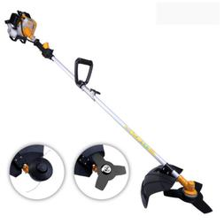x bull 28cc gasoline powered grass trimmer