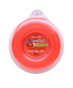 "Cyclone .095"" x 140 FT Nylon Commercial Grass Weed String Tr"